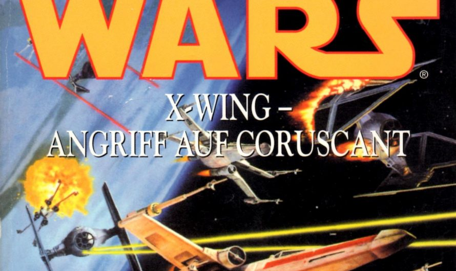 X-Wing Angriff auf Coruscant (Review/Kritik)