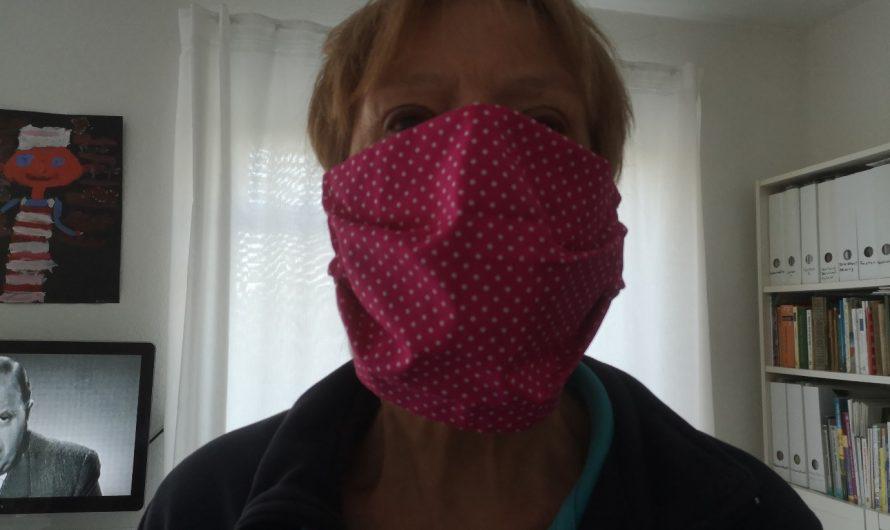 Selbst gemachter Mundschutz!