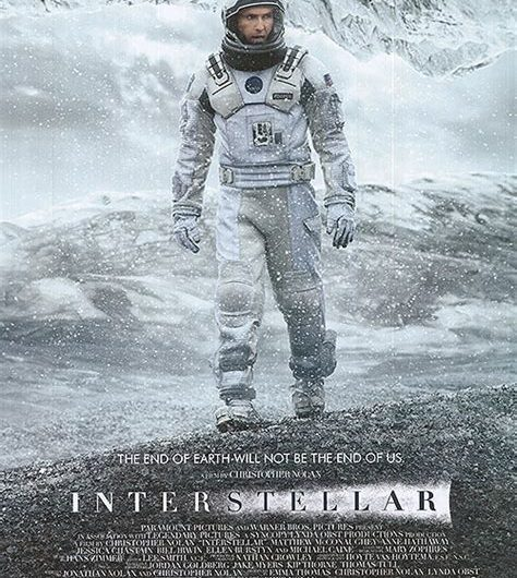 Filmtipp: Interstellar (von Christopher Nolan)