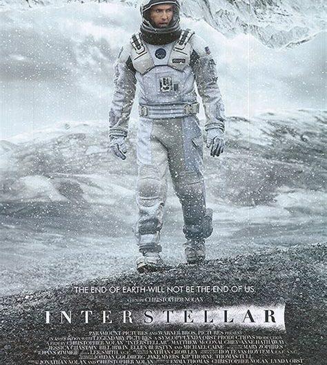 Filmtipp: Interstellar (von Christopher Nolan)