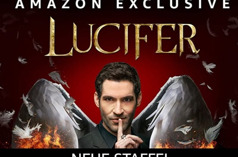 Lucifer Staffel 5 Part 1 (Review/Kritik)
