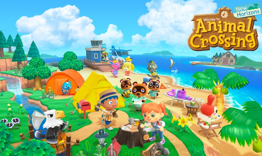 Animal Crossing New Horizons – Kreativität trifft echtes Leben